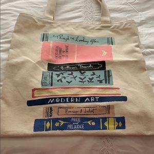 NWOT Kate Spade Classic Book Tote - Perfect!